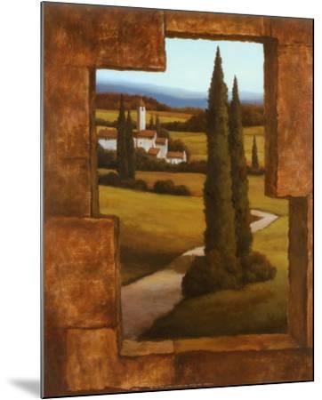Tuscan Villa II-T^ C^ Chiu-Mounted Art Print