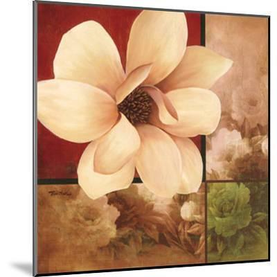 Magnolia Collage-T^ C^ Chiu-Mounted Art Print
