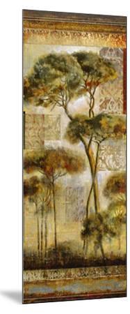 Italian Arbor I-John Douglas-Mounted Art Print