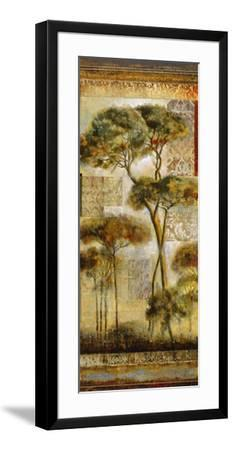 Italian Arbor I-John Douglas-Framed Art Print