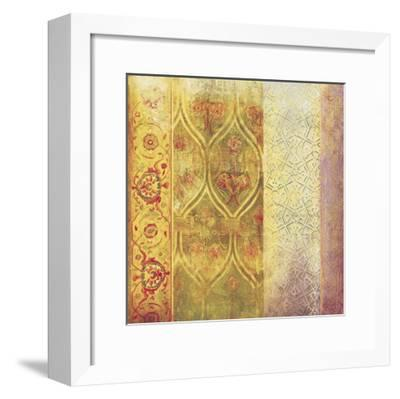 Patterns of the Ages I-John Douglas-Framed Art Print