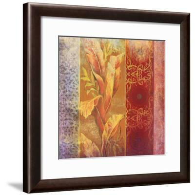 Patterns of the Ages II-John Douglas-Framed Art Print
