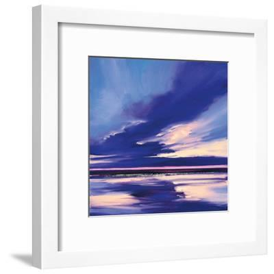 Blue Night II-Robert J^ Ford-Framed Art Print