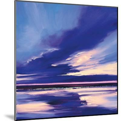 Blue Night II-Robert J^ Ford-Mounted Art Print
