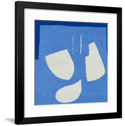 Forms, c.2004-Carl Abbott-Framed Serigraph