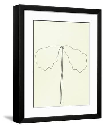 Chene-Ellsworth Kelly-Framed Serigraph