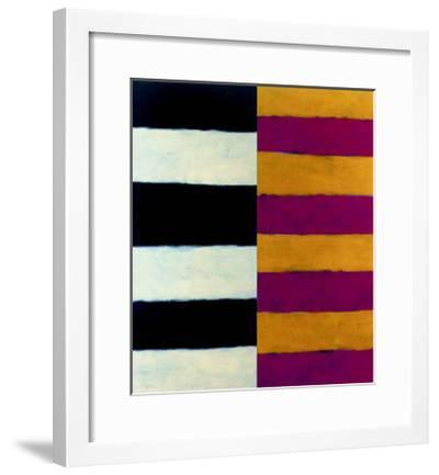 Four Large Mirrors, c.1999-Sean Scully-Framed Premium Giclee Print