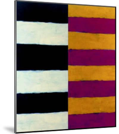 Four Large Mirrors, c.1999-Sean Scully-Mounted Premium Giclee Print