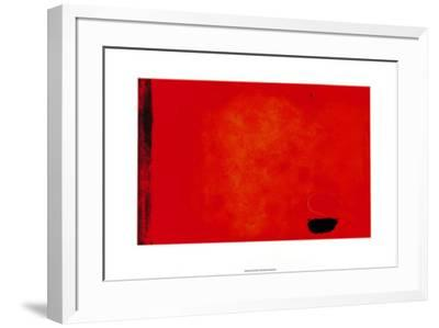 Untitled, c.1994-J?rgen Wegner-Framed Serigraph