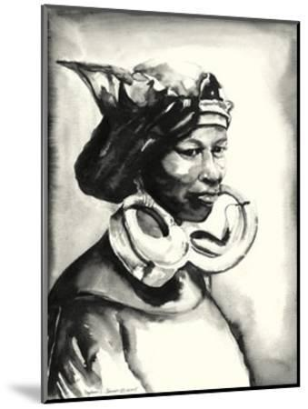 Morowa, Queen-Daphane Johnson-Mounted Giclee Print