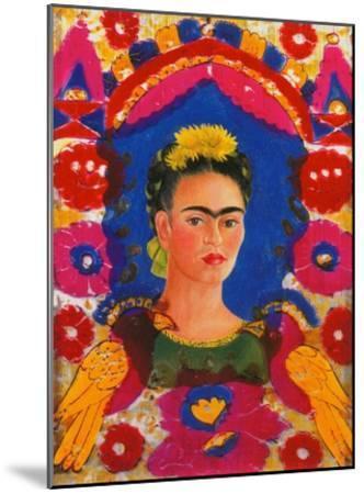 The Frame, c. 1938-Frida Kahlo-Mounted Giclee Print