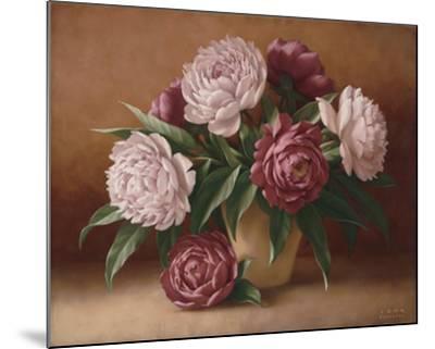 Pink Serenity II-Igor Levashov-Mounted Art Print