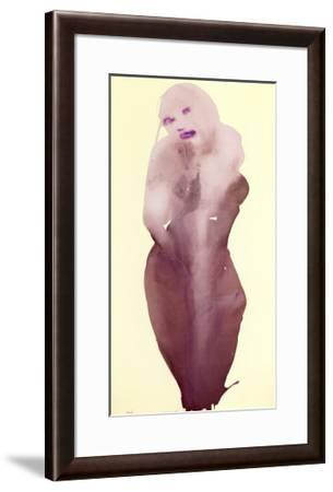 West, c.1997-Marlene Dumas-Framed Art Print