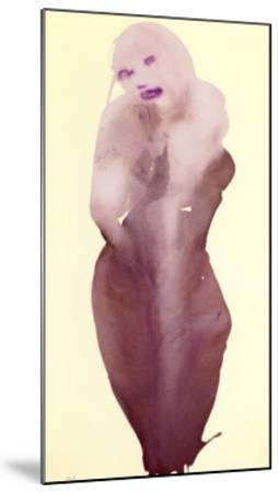 West, c.1997-Marlene Dumas-Mounted Art Print