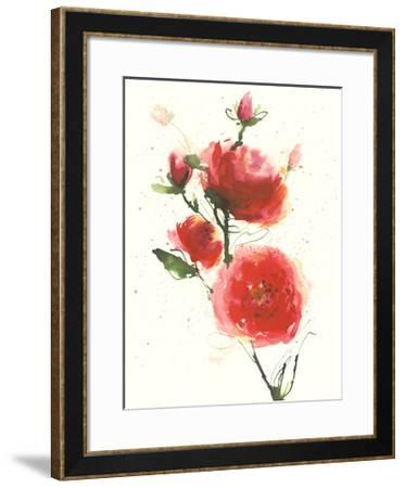Wild Ruby-Olivia Wade-Framed Art Print