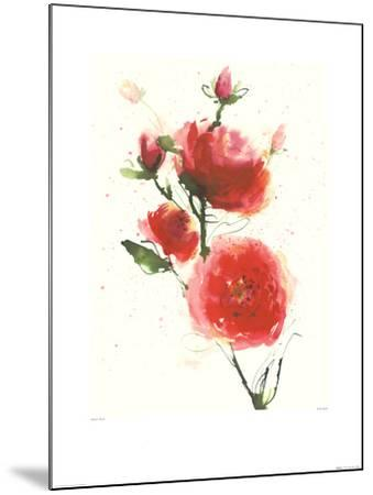 Wild Ruby-Olivia Wade-Mounted Art Print