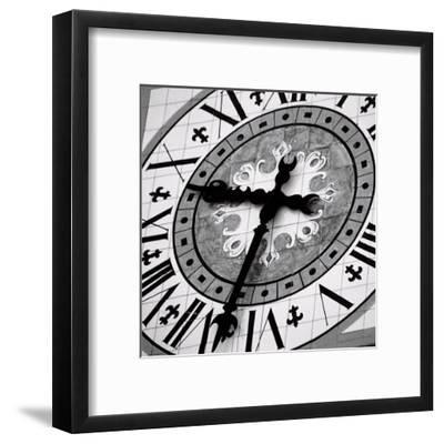 Pieces of Time III-Tony Koukos-Framed Art Print