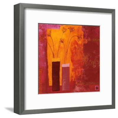 Shiva-Karine Romanelli-Framed Art Print