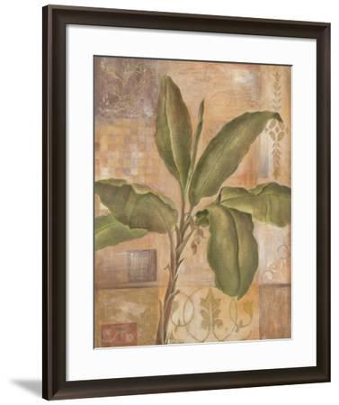 Tropical Spirit I-Eugene Tava-Framed Art Print