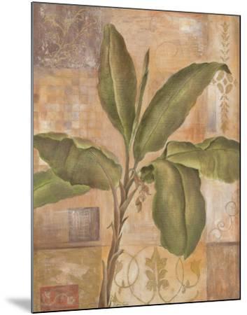 Tropical Spirit I-Eugene Tava-Mounted Art Print