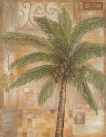 Tropical Spirit II-Eugene Tava-Framed Art Print