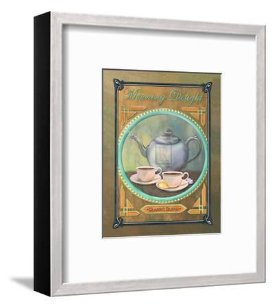 Morning Delight-Jan Sacca-Framed Art Print