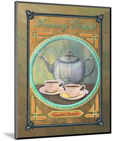 Morning Delight-Jan Sacca-Mounted Art Print