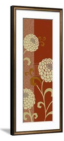 Chrysanthemums V-Max Carter-Framed Art Print
