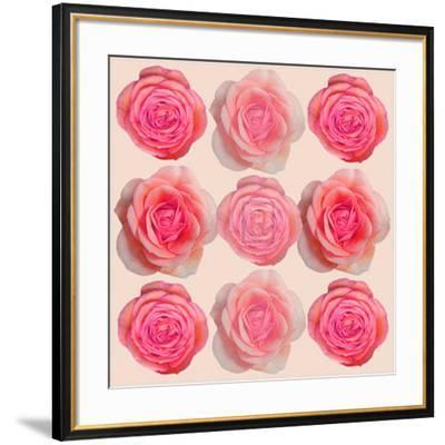Blush II-Katja Marzahn-Framed Art Print