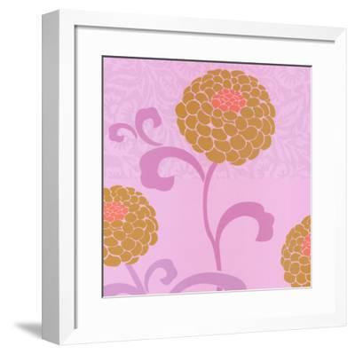 Chrysanthemums II-Max Carter-Framed Art Print