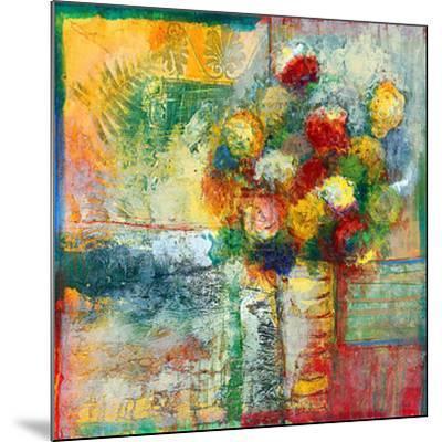 Blooms II-Josiane York-Mounted Art Print