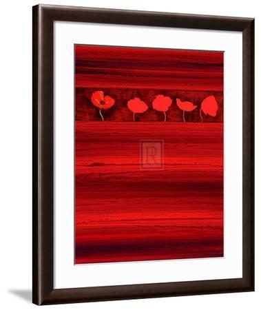 Red Passion-Robert Holman-Framed Art Print
