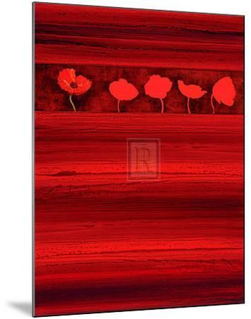 Red Passion-Robert Holman-Mounted Art Print
