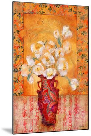 Silk Petals-Augustine (Joseph Grassia)-Mounted Art Print