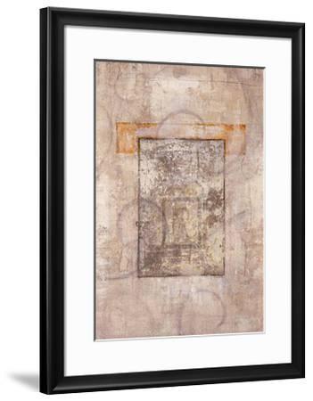 Union I-Volk-Framed Art Print