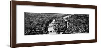 Paris, l'Ile de la Cite-Guillaume Plisson-Framed Art Print