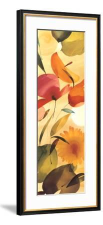 Fiesta Primaveral II-Lola Abellan-Framed Art Print