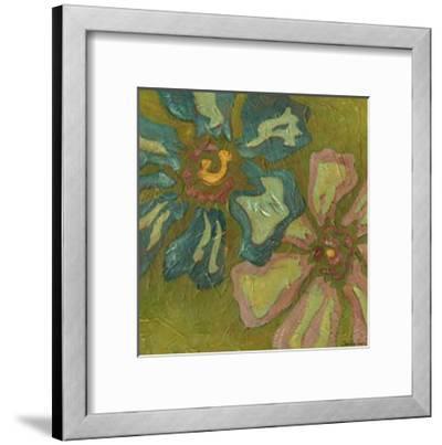 Electrelane III-Chariklia Zarris-Framed Art Print
