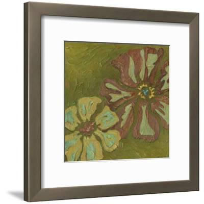 Electrelane IV-Chariklia Zarris-Framed Art Print