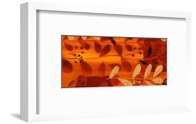 Sun Kissed Silhouette VI--Framed Art Print