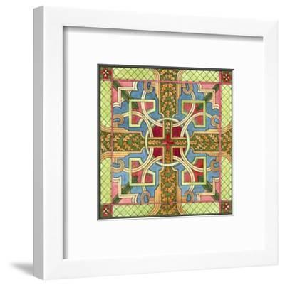 Design Template I-Pamela Shirley-Framed Art Print
