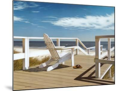 Sun Deck-Daniel Pollera-Mounted Art Print