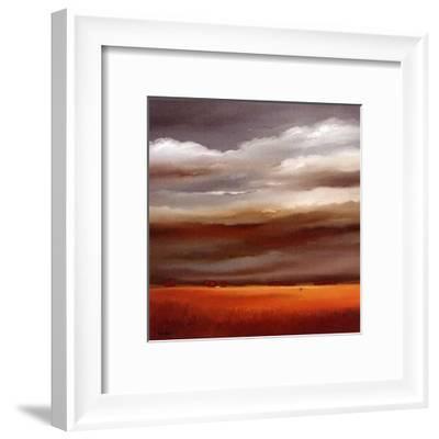 Evening Walk I-Hans Paus-Framed Art Print