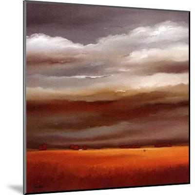 Evening Walk I-Hans Paus-Mounted Art Print