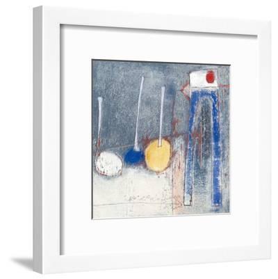 City Lights V-Marta Gomezlechon-Framed Art Print