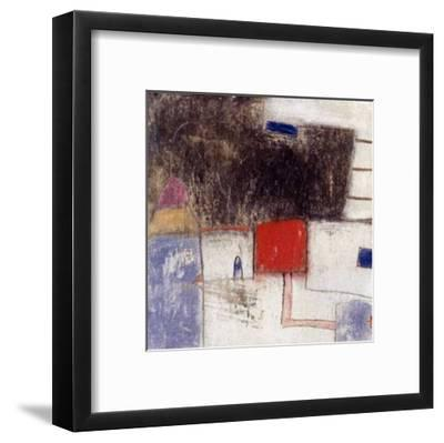 City Lights VI-Marta Gomezlechon-Framed Art Print