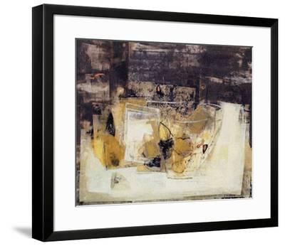 La Copa de Cristal-Justo San Felices-Framed Art Print