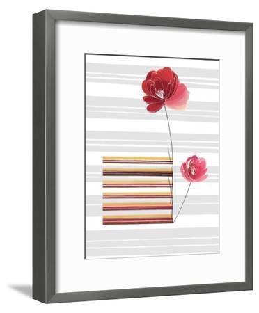 Mystifying I--Framed Art Print