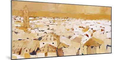Peaceful Village II-Jesus Barranco-Mounted Art Print