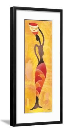 Standing Still II-Freixas-Framed Art Print